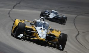 IndyCar now 'different animal to drive' with Aeroscreen