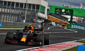 Albon keeps P5 after Red Bull grid drying inquiry
