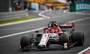 Vasseur confident Alfa Romeo will improve and 'score regularly'
