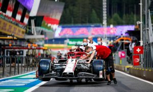Vasseur: Alfa moving 'in the right direction' despite points shortfall