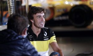 Alonso: Stopwatch more important than age