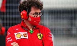 Binotto hints at potential 'organisational' changes at Ferrari