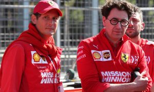Ferrari's Elkann: 'Total trust' in Binotto but no turnaround until 2022