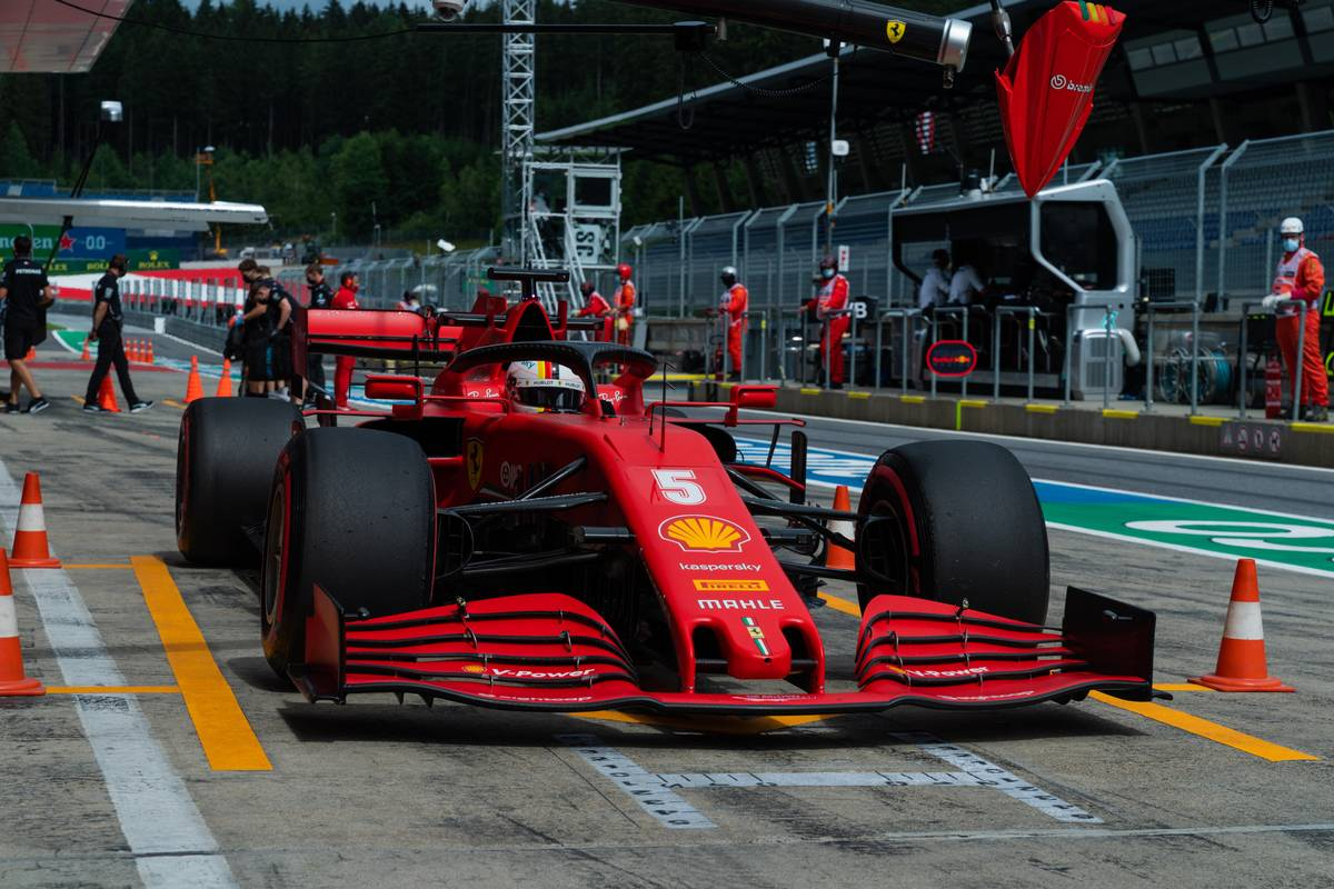Ferrari drivers say SF1000 lacking performance in all areas - F1i.com