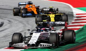 Gasly secured points finish thanks to 'one more lap'