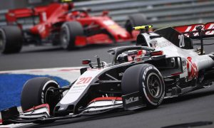 Top-ten finish a 'morale booster' for strained Haas - Steiner