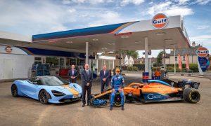 McLaren and Gulf Oil sign multi-year F1 partnership