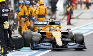 Norris let down McLaren with 'worst start ever'