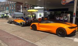 McLaren and Gulf set to join forces once again!