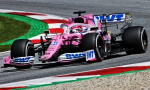 Perez sets the pace in Styrian GP first practice