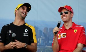 Ricciardo: Vettel needs 'open mind' to move to Racing Point