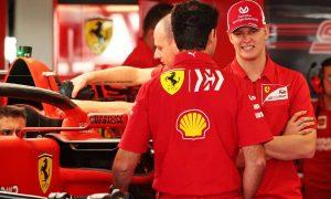 Ferrari: F1 seat in 2021 for Schumacher dependent on progress