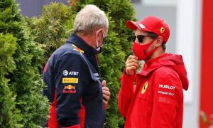 Villeneuve to Red Bull: Drop Albon and bring back Vettel!