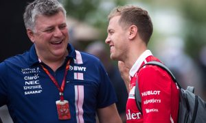 Berger: Aston Martin deal is in the works for Vettel