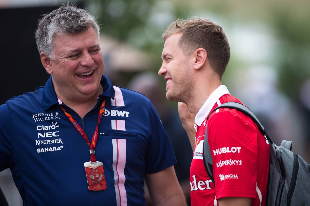 Berger: Aston Martin deal is in the works for Vettel - F1i.com