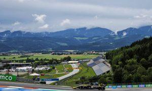 2020 Austrian Grand Prix Free Practice 3 - Results