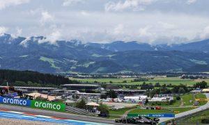 2020 Austrian Grand Prix Free Practice 1 - Results