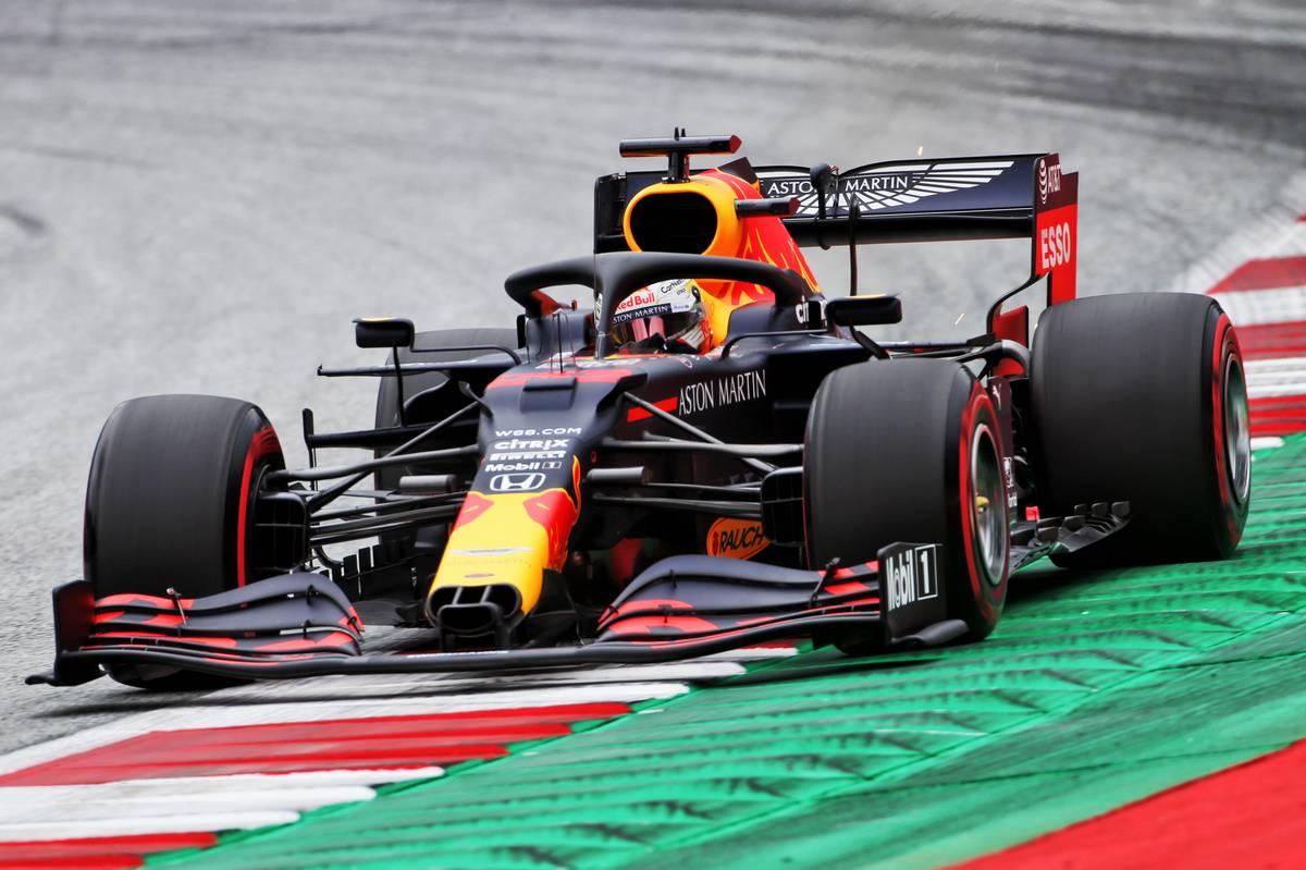 Hamilton wins Styrian GP as Ferraris collide