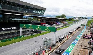 2020 Austrian Grand Prix Free Practice 2 - Results