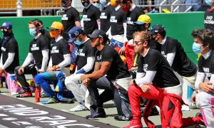 FIA details official British GP anti-racism display