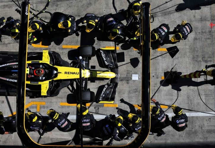 Up to Renault CEO if team is renamed Alpine - Abiteboul