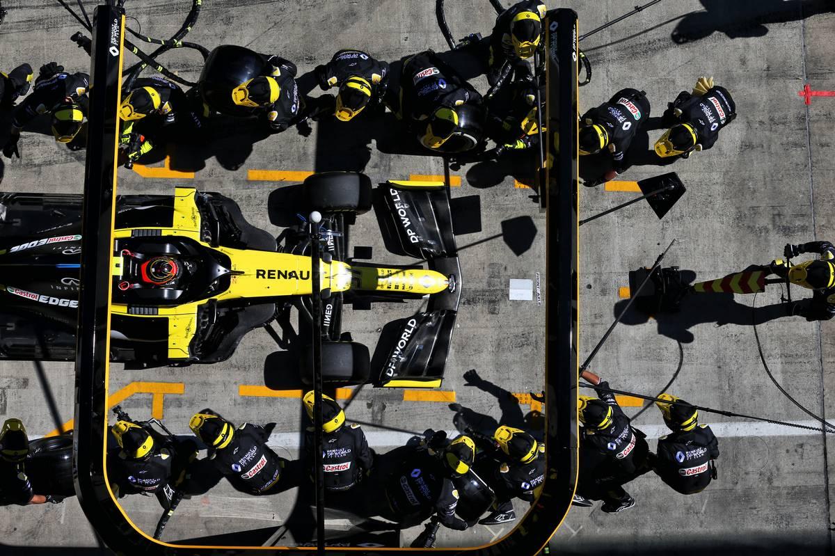 Renault F1 team could be rebranded 'Alpine'
