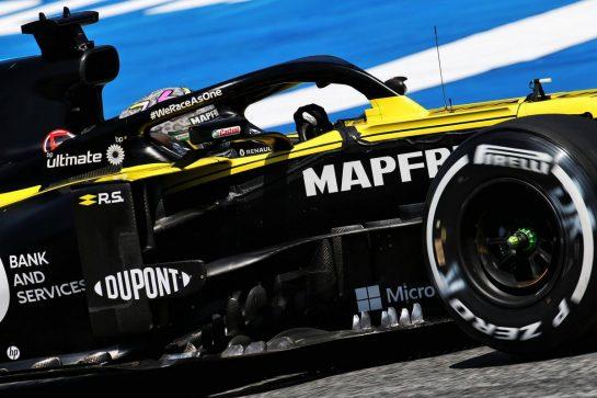 Daniel Ricciardo (AUS) Renault F1 Team RS20. 10.07.2020. Formula 1 World Championship, Rd 2, Steiermark Grand Prix, Spielberg, Austria, Practice Day. - www.xpbimages.com, EMail: requests@xpbimages.com © Copyright: Batchelor / XPB Images