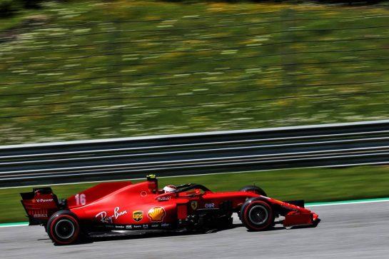 Charles Leclerc (MON) Ferrari SF1000. 10.07.2020. Formula 1 World Championship, Rd 2, Steiermark Grand Prix, Spielberg, Austria, Practice Day. - www.xpbimages.com, EMail: requests@xpbimages.com © Copyright: Batchelor / XPB Images