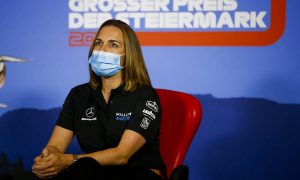 Williams offers insight into Toto Wolff's stake in company