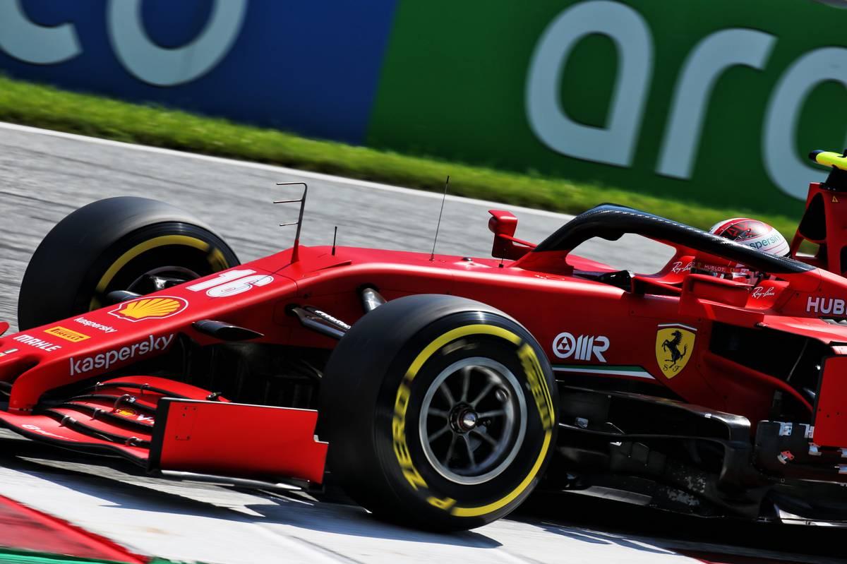 Masi explains stewards decision not to penalise Leclerc - F1i.com