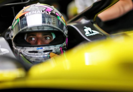 Daniel Ricciardo (AUS) Renault F1 Team RS20. 10.07.2020. Formula 1 World Championship, Rd 2, Steiermark Grand Prix, Spielberg, Austria, Practice Day. - www.xpbimages.com, EMail: requests@xpbimages.com © Copyright: Moy / XPB Images