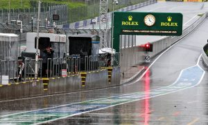 Heavy rain wreaks havoc on Saturday running in Spielberg