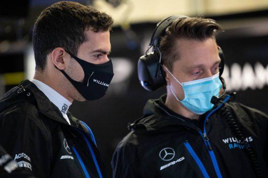 Nicholas Latifi (CDN) Williams Racing. 11.07.2020. Formula 1 World Championship, Rd 2, Steiermark Grand Prix, Spielberg, Austria, Qualifying Day. - www.xpbimages.com, EMail: requests@xpbimages.com © Copyright: Bearne / XPB Images