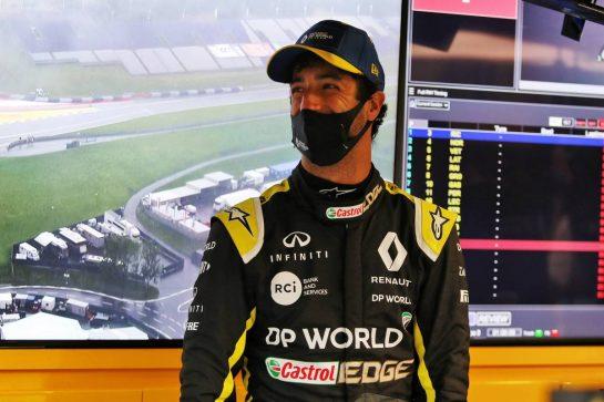 Daniel Ricciardo (AUS) Renault F1 Team. 11.07.2020. Formula 1 World Championship, Rd 2, Steiermark Grand Prix, Spielberg, Austria, Qualifying Day. - www.xpbimages.com, EMail: requests@xpbimages.com © Copyright: Moy / XPB Images