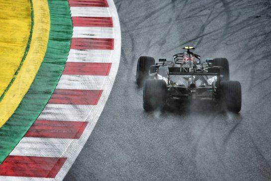 Valtteri Bottas (FIN) Mercedes AMG F1 W11. 11.07.2020. Formula 1 World Championship, Rd 2, Steiermark Grand Prix, Spielberg, Austria, Qualifying Day. - www.xpbimages.com, EMail: requests@xpbimages.com © Copyright: Batchelor / XPB Images