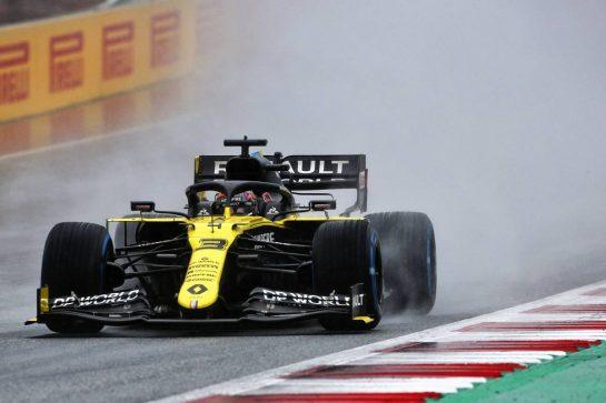 Daniel Ricciardo (AUS) Renault F1 Team RS20. 11.07.2020. Formula 1 World Championship, Rd 2, Steiermark Grand Prix, Spielberg, Austria, Qualifying Day. - www.xpbimages.com, EMail: requests@xpbimages.com © Copyright: Charniaux / XPB Images