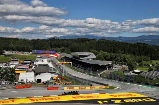 Valtteri Bottas (FIN) Mercedes AMG F1 W11. 12.07.2020. Formula 1 World Championship, Rd 2, Steiermark Grand Prix, Spielberg, Austria, Race Day. - www.xpbimages.com, EMail: requests@xpbimages.com © Copyright: Batchelor / XPB Images