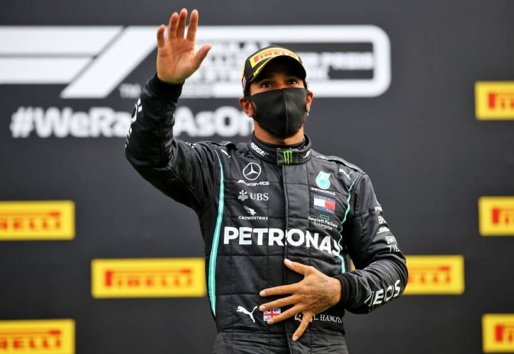 Mercedes avoids gearbox scare at F1 Styrian GP with