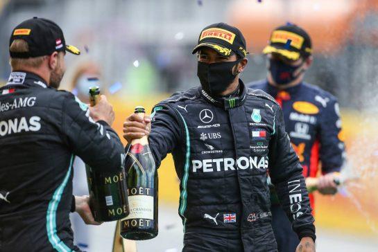 Lewis Hamilton (GBR), Mercedes AMG F1  12.07.2020. Formula 1 World Championship, Rd 2, Steiermark Grand Prix, Spielberg, Austria, Race Day.- www.xpbimages.com, EMail: requests@xpbimages.com © Copyright: Charniaux / XPB Images