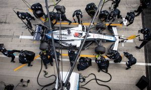 Russell and Latifi surprised by Williams race pace deficit