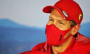 'No regrets' about joining Ferrari, insists Vettel