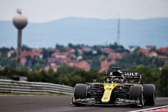 Daniel Ricciardo (AUS) Renault F1 Team RS20. 17.07.2020. Formula 1 World Championship, Rd 3, Hungarian Grand Prix, Budapest, Hungary, Practice Day. - www.xpbimages.com, EMail: requests@xpbimages.com © Copyright: Batchelor / XPB Images