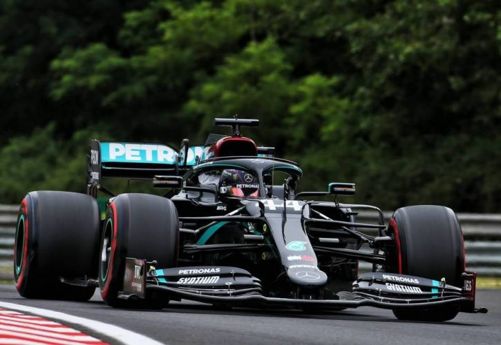 Lewis Hamilton grabs his 86th career win
