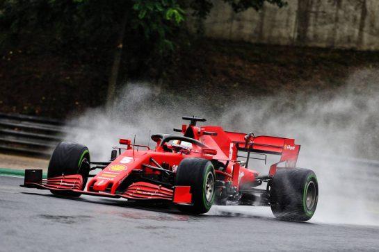 Sebastian Vettel (GER) Ferrari SF1000. 17.07.2020. Formula 1 World Championship, Rd 3, Hungarian Grand Prix, Budapest, Hungary, Practice Day. - www.xpbimages.com, EMail: requests@xpbimages.com © Copyright: Charniaux / XPB Images
