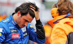 Sainz denied Abu Dhabi test with Ferrari by FIA