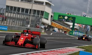 Vettel not surprised Ferrari was lapped in Hungary