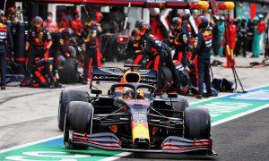 Horner admits Red Bull RB16 'still misbehaving'