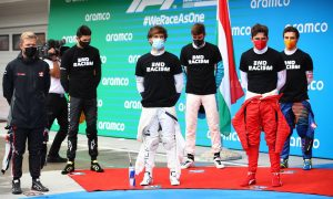 Norris: Every single F1 driver stands united against racism
