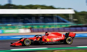 Vettel gets new SF1000 chassis for Spanish GP