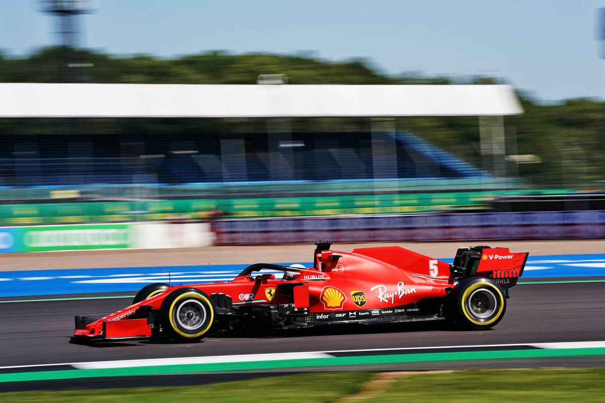 Vettel gets new SF1000 chassis for Spanish GP - F1i.com